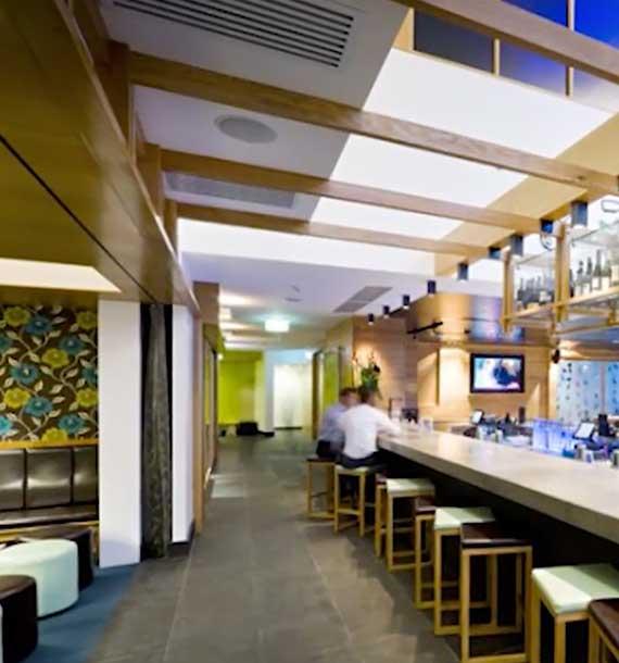 Iceworks Restaurant Bar